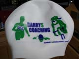 Barrys Coaching Silicone Swim Cap